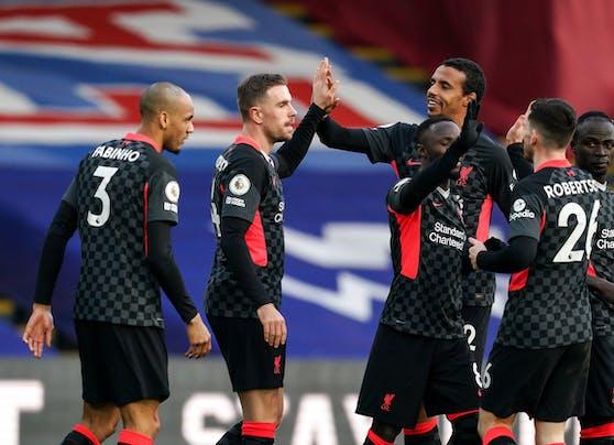 Liverpool feiert einen fulminanten 7:0-Erfolg.
