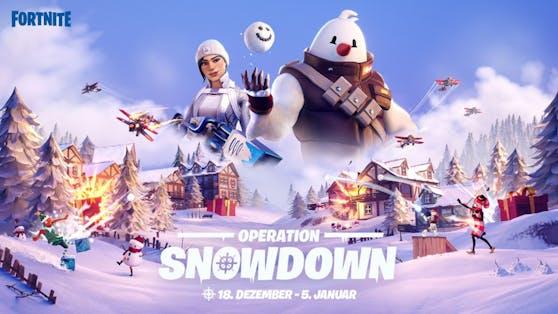 Am 19. Dezember ist die Operation Snowdown gestartet.