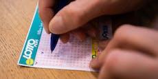 Erst neue Liebe, jetzt Lotto-Sechser für Pensionist