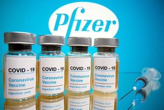 Impfstoff von Biontech/Pfizer