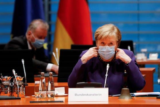 Angela Merkel und ihre Minister haben eine Verlängerung des Teil-Lockdowns beschlossen.