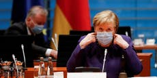 Deutschland verlängert Teil-Lockdown bis 10. Jänner