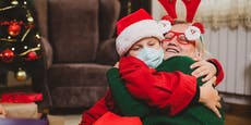 Die neuen Weihnachtsregeln: Wieviele du treffen darfst