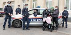 Polizisten bringen Baby mitten auf Brücke zur Welt