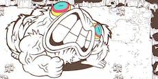 """Ponpu"" im Test: Völlig durchgeknalltes ""Bomberman"""