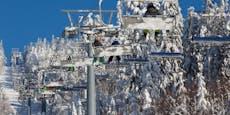 Zahlen zu hoch! Schweiz schließt Skigebiete
