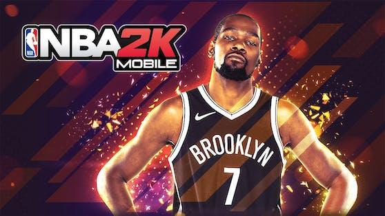 NBA 2K geht neuartige Partnerschaft mit Kevin Durant ein.