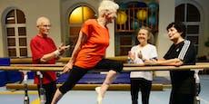 """""""Turn-Oma"""" mit 95 Jahren (!) beweglicher als die Jugend"""