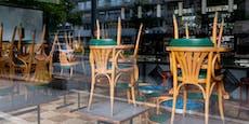 So lange bleiben Restaurants und Cafés noch geschlossen