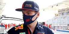 Verstappen geht nach Bahrain-Rennen auf sein Team los