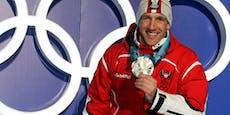 Pensionist Sumann erobert mit 44 Jahren Olympia-Bronze
