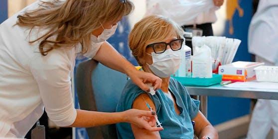 Am 28.Dezember starten die Impfungen in Wien und Niederösterreich.