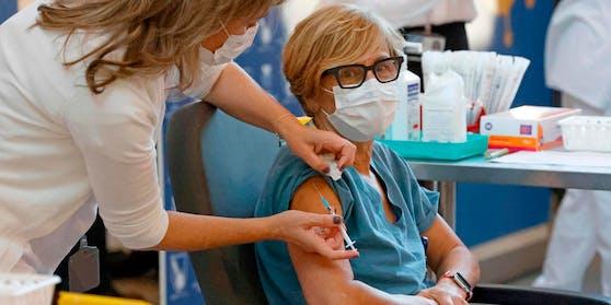 Am 28. Dezember starteten die Corona-Impfungen in Wien und Niederösterreich.