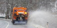 Glatteis-Gefahr: Weihnachtswoche startet winterlich