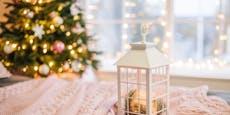 Weihnachten allein: 11 Tipps für schöne Feiertage