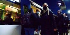 Coronavirus mutiert – Menschen fliehen aus London