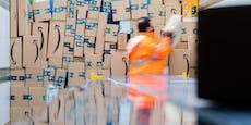 Amazon-Mitarbeiter streiken bis Weihnachten