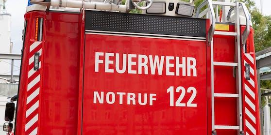 Beim Eintreffen der Feuerwehr war der Brand schon gelöscht. Symbolbild.