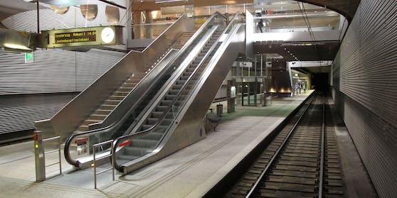 Die Salzburger Lokalbahn endet bisher unter dem Hauptbahnhof.