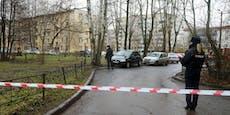 Russischer Impfstoff-Forscher erleidet rätselhaften Tod