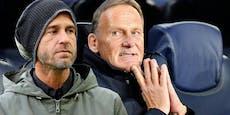 Dortmund-Boss attackiert Scholl nach Trainer-Kritik
