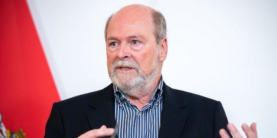 Infektiologe Herwig Kollaritsch