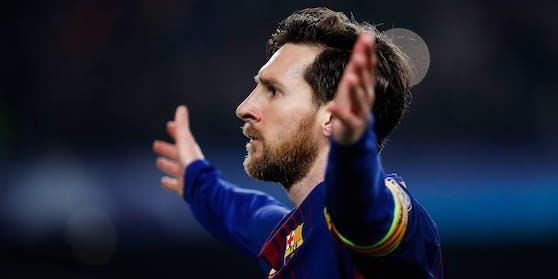 Lionel Messi kickt seit 15 Jahren für die Barcelona-Profis.