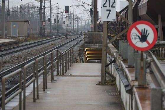 40 Jugendliche trafen sich in Wels zu einer Schlägerei. Die Polizei konnte Schlimmeres verhindern.