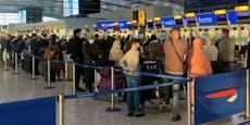 10.000 Briten vor Flugverbot in Nachbarland gelandet