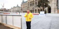 26. Wiener Eistraum: Diesmal fahren Distance Marker mit
