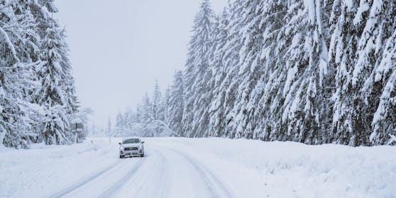 Kälteeinbruch in Österreich bringt Schnee zu Weihnachten . wenngleich nicht so viel wie zuletzt hier in Osttirol. (Archivfoto)