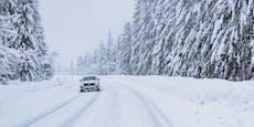 Schnee kehrt zurück– so wird das Wetter im neuen Jahr