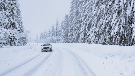 Kälteeinbruch in Österreich bringt Schnee zu Weihnachten. (Archivfoto)