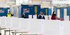 Fast 40.000 Wiener wollen Corona-Test vor Weihnachten