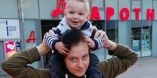 Christkind bringt Küche und hilft Mama bei Therapie