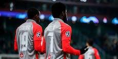 Zwei Salzburg-Spieler fassen Doping-Sperren aus