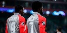 Doping? Salzburg-Spielern droht Sperre bis zu 4 Jahren