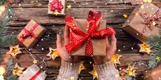 Können Weihnachtsgeschenke das Coronavirus übertragen?