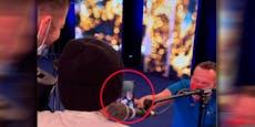 "DJ Ötzi ruft mitten in Show an: ""Ihr seids wahnsinnig!"""