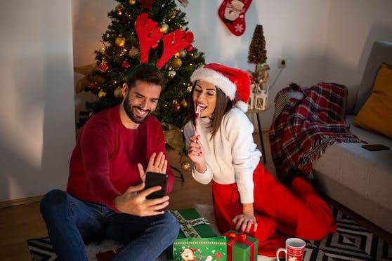 Mithilfe der Technik muss das Weihnachtsfest mit den Verwandten nicht ganz ausfallen.