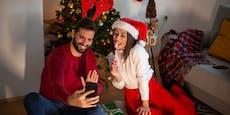Videotelefonie-Tipps: Weihnachten an getrennten Orten
