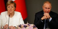 Putin verhängt Sanktionen gegen Deutschland