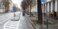 Neuer Radweg fertig: Premiere ohne Prominenz