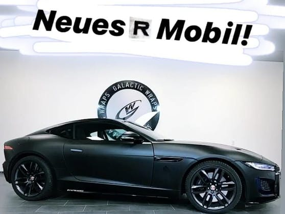 "Das neue ""R-Mobil""."