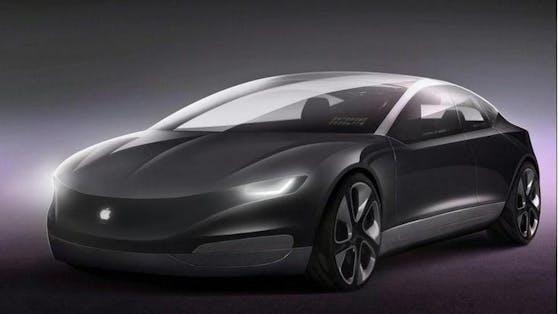 Bald soll ein E-Auto vom Apple-Konzern auf die Straßen kommen.