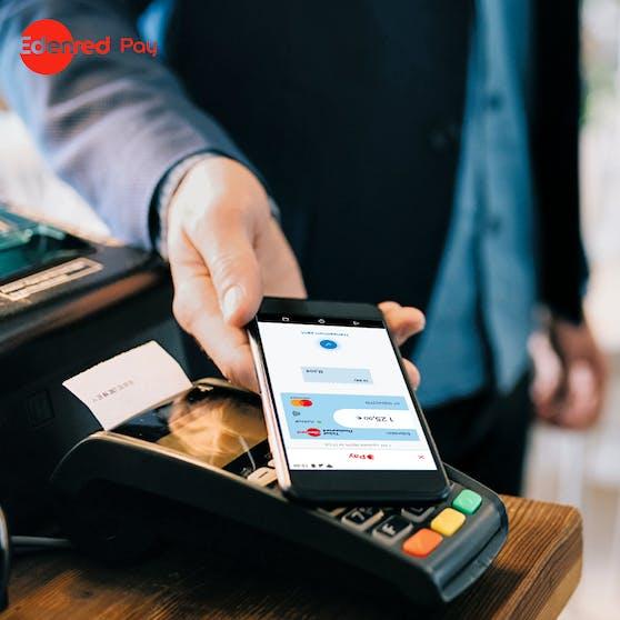 Edenred Pay: die neue digitale Geldbörse.