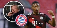Kahn: Keine Chance auf Alaba-Verlängerung bei Bayern