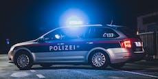 Betrunkener rast mit 1,72 Promille in Polizeiauto