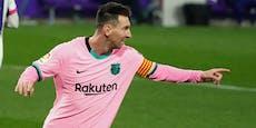 """Messi zu historischem Rekord: """"Hätte ich nie gedacht"""""""