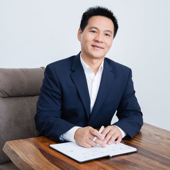 Jackie Zhang, CEO von Huawei Technologies Austria.